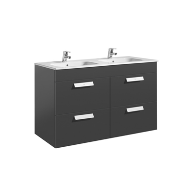 DEBBA 1200 Base unit w/ 4 drawers and basin