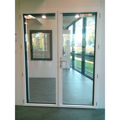 Porte Fenêtre Française 2 Vantaux Avec Serrure Kline Objets Bim
