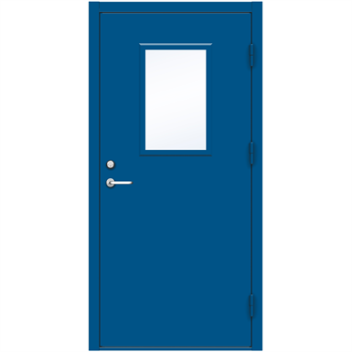 Steel Door SDE4210 GS1T - Single