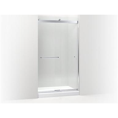 K 706169 Levity Sliding Shower Door 82 H X 44 5 8 47