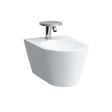 KARTELL BY LAUFEN Wall-hung bidet