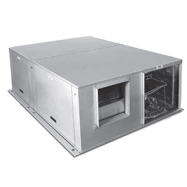 DSH & DSV YORK® Air-Cooled Self-Contained Units, D-Series Horizontal and Vertical