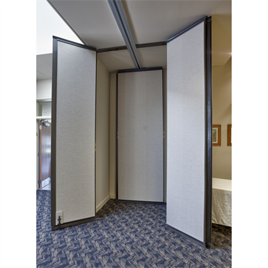 3000 Pocket Door for Customizing any 3000 Series Operable Wall Systems