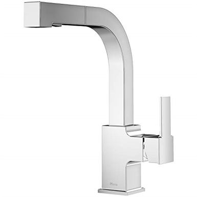 One Handle Pullout Kitchen Faucet
