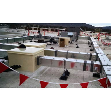 AW MEGA VAULT® | Roof Penetration Housings, LLC