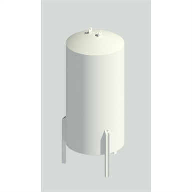 VESSEL (Air Liquide Healthcare) | Free BIM object for ArchiCAD