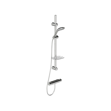 Shower Set with mixer Atlantic