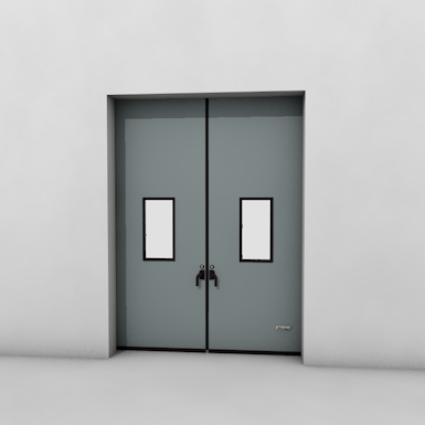 ASSA ABLOY FD2250P Folding Door (1+1) Manual DLW 1185-2400mm, DLH 1850mm-4000mm