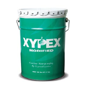 Xypex Modified - Crystalline Concrete Waterproofing