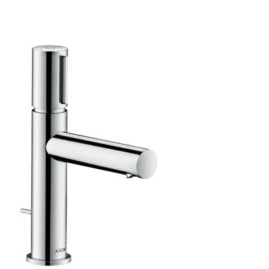 AXOR Uno Basin mixer Select 110 with pop-up waste set 45010000