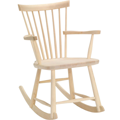 Awesome Lilla Aland Rocking Chair Stolab Objets Bim Gratuits Andrewgaddart Wooden Chair Designs For Living Room Andrewgaddartcom