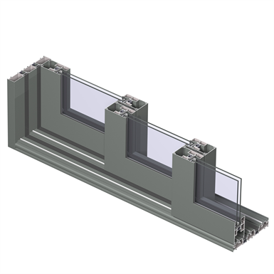 Reynaers - Sliding Element - CP 130-LS