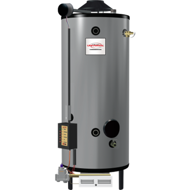 Universal Gas Commercial Water Heaters 35 100 Gallon
