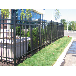 AEGIS PLUS® LIGHT COMMERCIAL ORNAMENTAL STEEL FENCE (Ameristar Fence