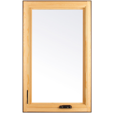 Essence Series® Fixed Casement/Awning Picture Window, Wood Window