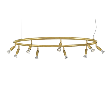 Star 9 Round Ceiling Lamp