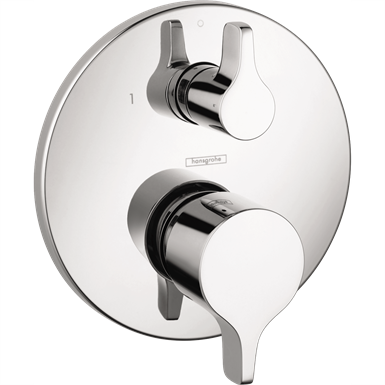 Ecostat Single lever bath mixer S/E pressure balance for concealed installation 04448000