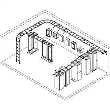 Quick Tray Pro And Ladder Rack Cable Pathway Systems