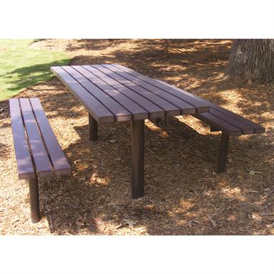 Avondale Picnic Table 8ft Sitescapes
