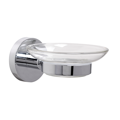 Carina - Soap Dish & Holder