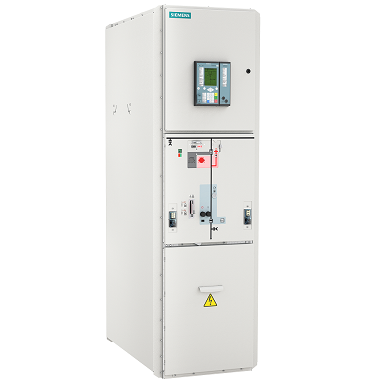 NXPLUS C 24kV MV switchgear gas-insulated - complete set