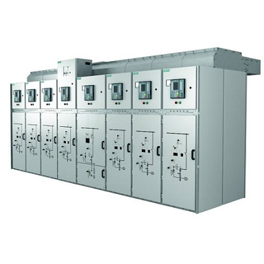 NXAIR 40kA MV switchgear air-insulated - complete set