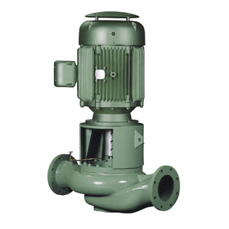 KS2011 VERTICAL SPLIT COUPLED IN-LINE PUMP, 1 HP TO 10 HP