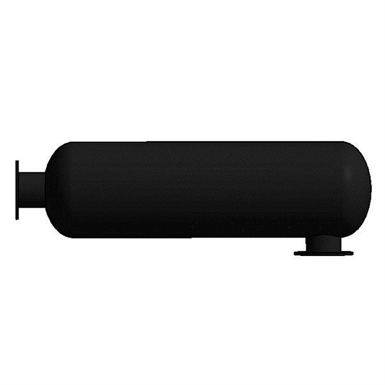 External Exhaust Silencer