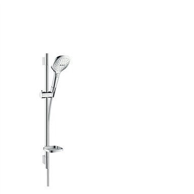Raindance Select E Shower set 120 3jet with shower bar 65 cm and soap dish 26620000
