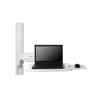 Midmark 6281 Wall Mounted Laptop Workstation