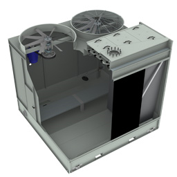 Series 1500 Cooling Tower Baltimore Aircoil Company Free Bim