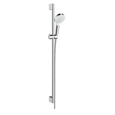 Crometta Shower set 1jet with shower bar 90 cm 26537400