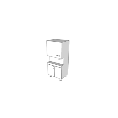 R4650 - ICE MAKER, FLAKED, WITH DISPENSER (SEPS2BIM) | Free BIM