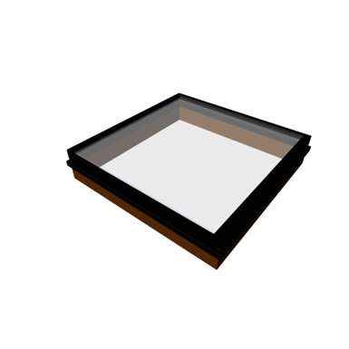 LOW PROFILE SKYLIGHT SYSTEM – GLASS (Wasco-Skylights) | Free BIM