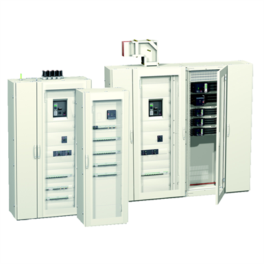 Prisma Plus P - LV Switchboards up to 4000A