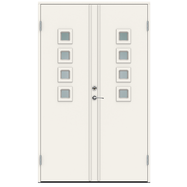 Exterior Door Function Michigan Double