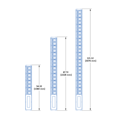 CAL Column Array Loudspeakers