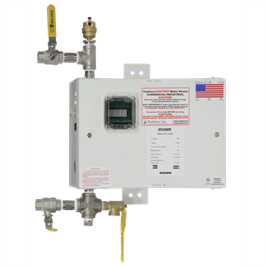 Water Heater Tankless Ce Series 12kw Electronic Tankless