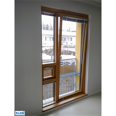 French Balcony Door (Tilt & Turn Door)