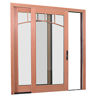 Patio Sliding Door Sierra Pacific Windows Free Bim