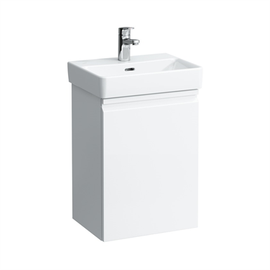 LAUFEN PRO S Vanity unit 450 mm, for 815961, with door left