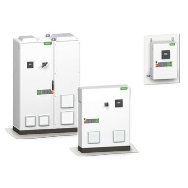 VARSET - LOW VOLTAGE CAPACITOR BANKS (Schneider Electric) | Free BIM