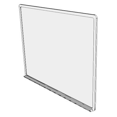 F3050 - WHITEBOARD, DRY ERASE (SEPS2BIM) | Free BIM object for Revit
