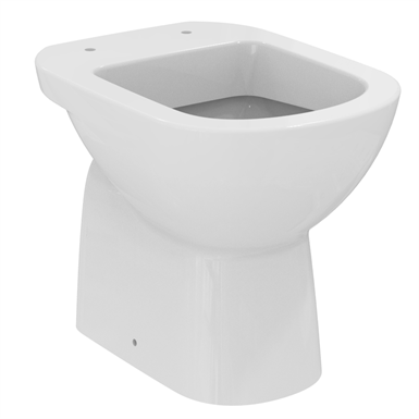 Ceramica Dolomite Wc.Gemma 2 Single Bowl Vo Non Uni White Rg Ceramica Dolomite