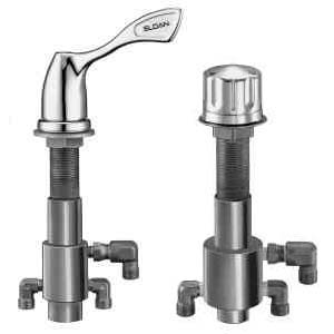 Mix 60 A Below Deck Mechanical Water Mixing Valve For Use With A Single Sloan Optima Faucet Sloan Valve Free Bim Object Bimobject