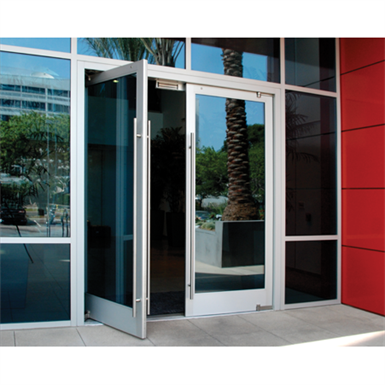 Balancer™ Series Aluminum Full Framed Balanced Doors