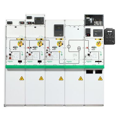 Premset - MV Switchgear up to 17.5kV