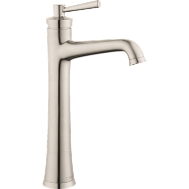 04772820 Joleena Single lever basin mixer 190 with lever handle and pop-up waste set