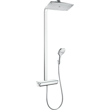 Raindance E Showerpipe 360 1jet EcoSmart 9 l/min with thermostat 27286000