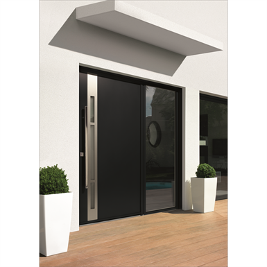 Entrance Door Collection Contemporaine